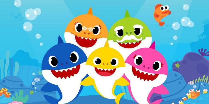 Baby Shark : ils étaient 7 pour écrire la chanson