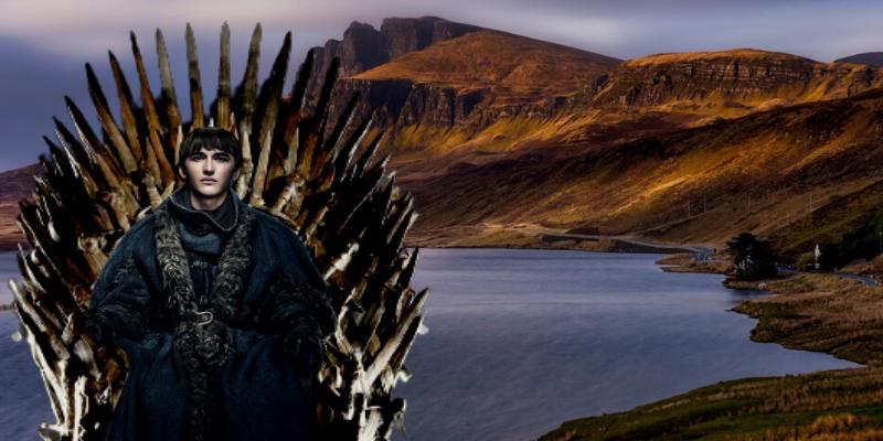 "Bran Stark : ""Ce trône fait mal au cul, quand même"""
