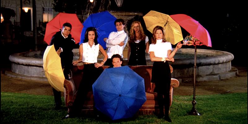 Vous avez maintenant le générique de Friends dans la tête