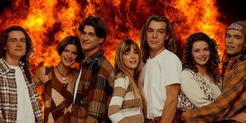 Hélène et les garçons est la seule série diffusée en enfer