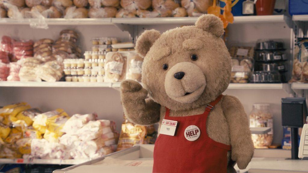 Ted tout court, c'est tellement plus fun que Ted Bundy