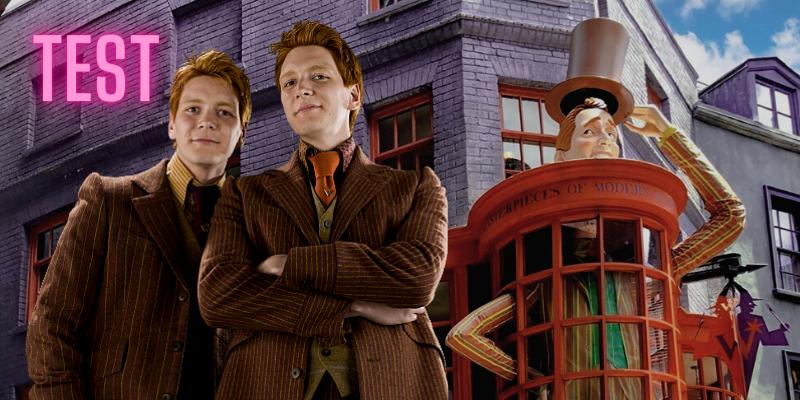 Test : Quelle farce pour sorciers facétieux allez-vous vous farcir ? - Crazy Poppins