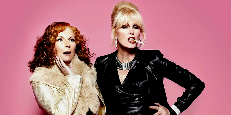 Absolutely Fabulous AbFab cobseil Crazy Poppins