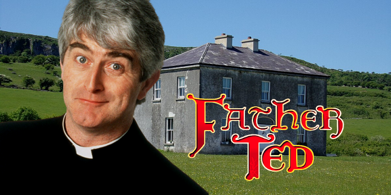 Father Ted - conseil Crazy Poppins