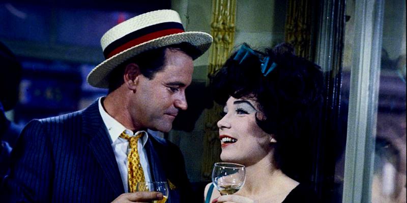 Irma la Douce Jack Lemon Shirley McLaine Billy Wilder conseil Crazy Poppins