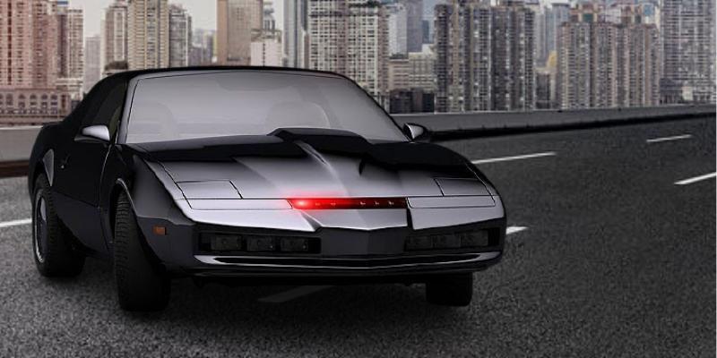 KITT de K2000 va coacher les voitures de Fast and Furious