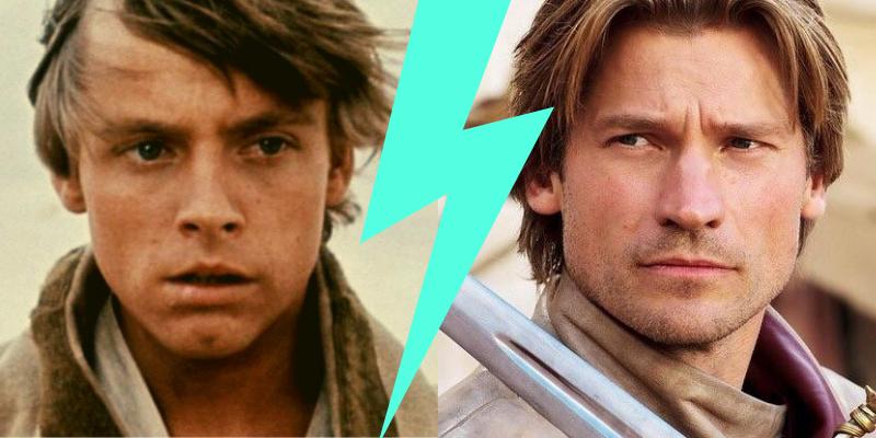 """Luke Skywalker: """"I'm jealous of Jaime Lannister"""""""