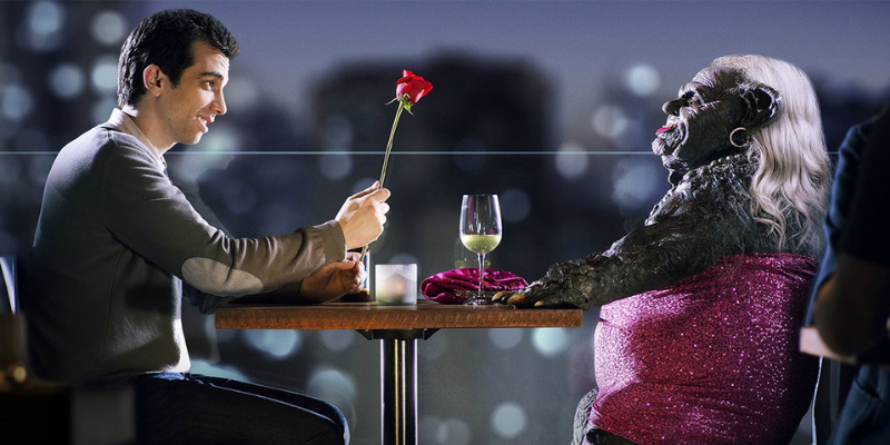 Man Seeking Woman conseil Crazy Poppins