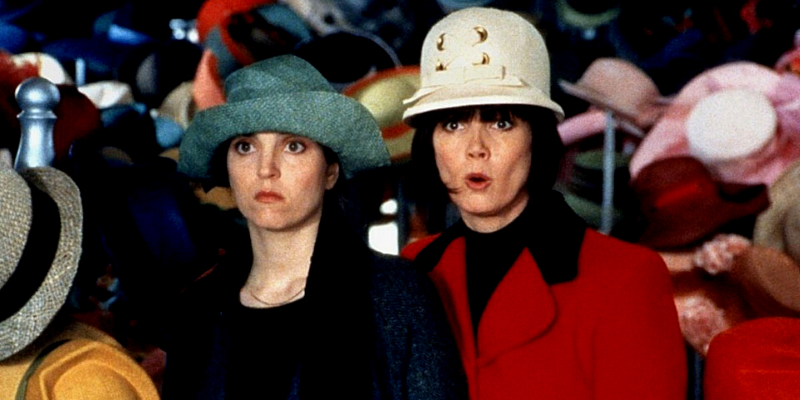 On connaît la chanson Agnès Jaoui et Sabine Azéma conseil Crazy Poppins