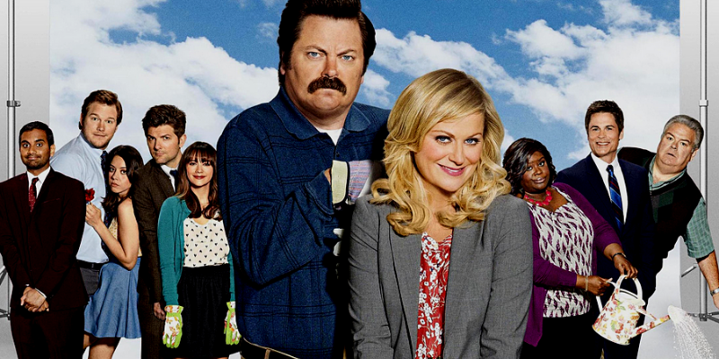 Parks and Recreation - conseil Crazy Poppins