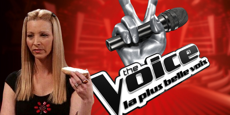 """Phoebe Buffay recalée à The Voice : """"Ils n'ont pas su voir mon talent"""""""