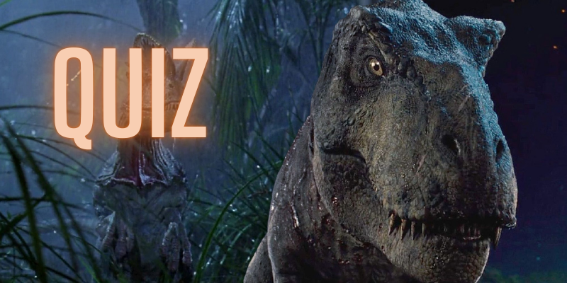 Quiz: what dinosaur will eat you up in Jurassic World
