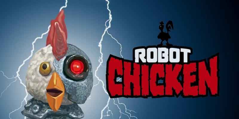 Robot Chicken - conseil Crazy Poppins