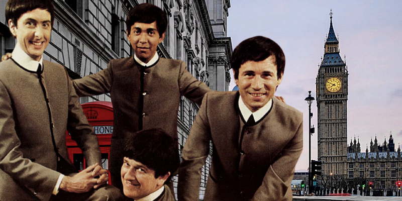 The Rutles - conseil Crazy Poppins