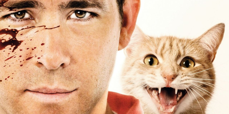 The Voices Ryan Reynolds serial killer chat conseil Crazy Poppins