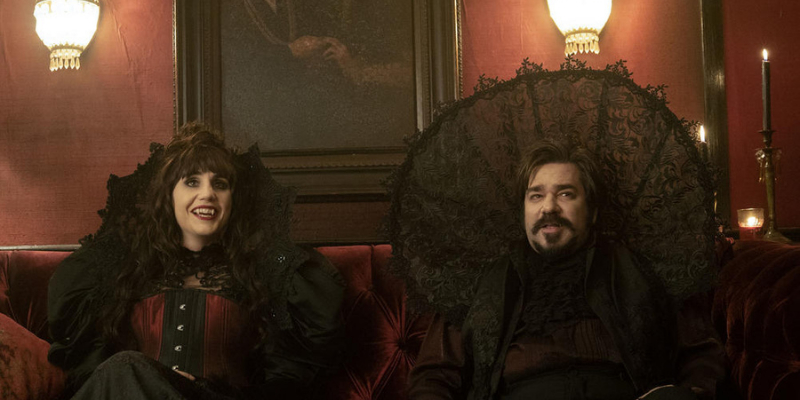Vampires en tout intimité what we do in the shadows conseil Crazy Poppins