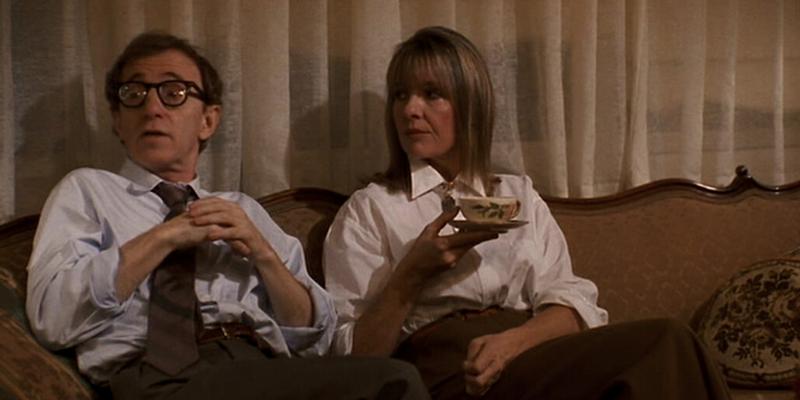 Woody Allen et Diane Keaton Meurtre Mystérieux à Manhattan Woody Allen Diane Keaton murder mystery conseil Crazy Poppins
