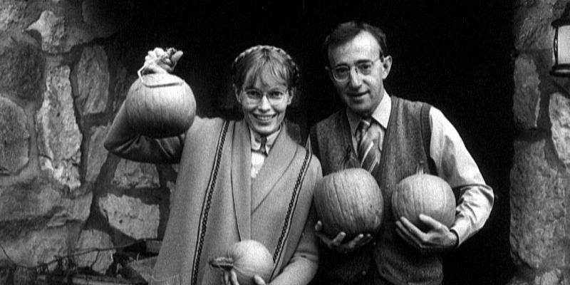 Zelig Woody Allen Mia Farrow conseil Crazy Poppins