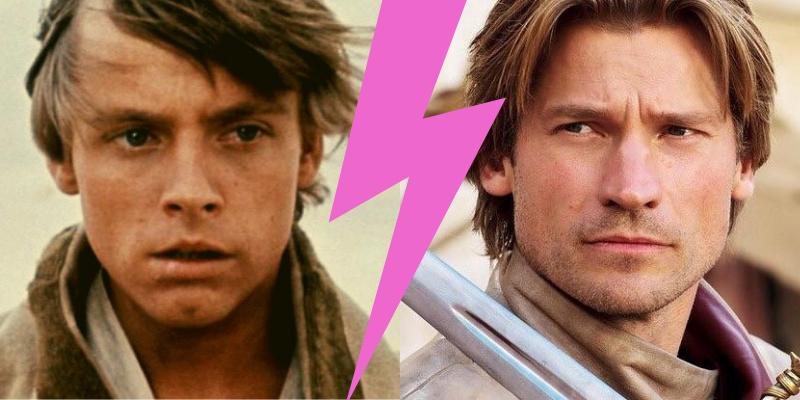 Luke Skywalker : je suis très jaloux de Jamie Lannister