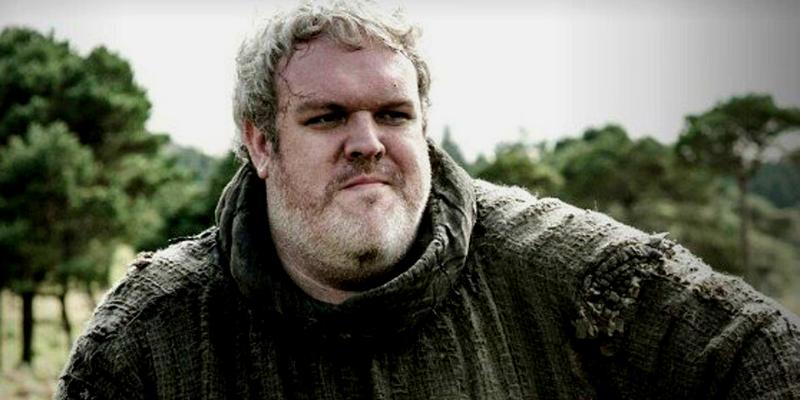 Hodor interview exclusive Game of Thrones GoT