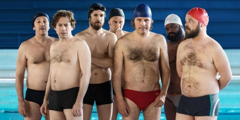 Le Grand bain film français comédie conseil Crazy Poppins