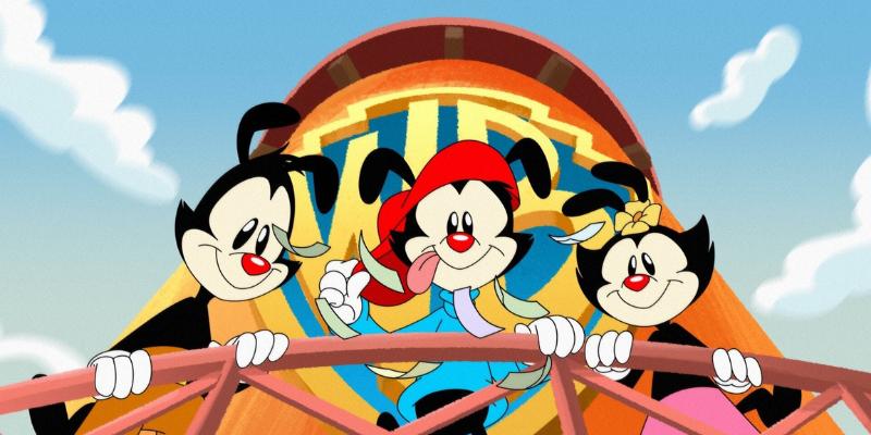 animaniacs 2020 yacko wacko dot petite soeur conseil Crazy Poppins