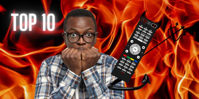 les 10 séries que vous verrez en enfer