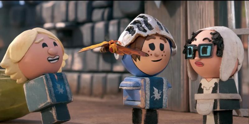 crossing-swords-Crazy-Poppins-conseil-série-sous-le-chapeau