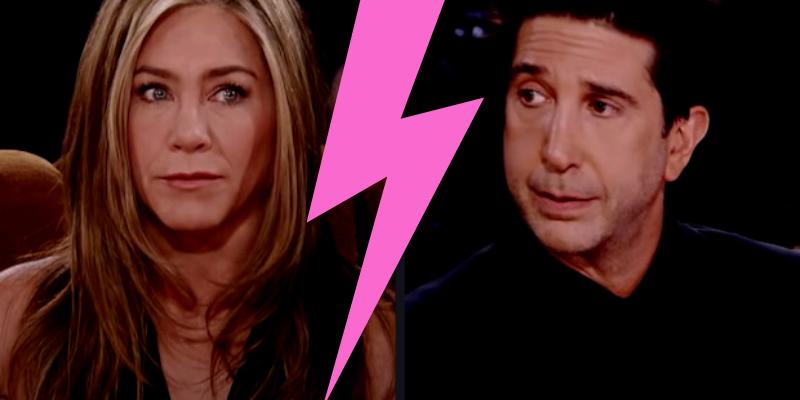 A plus de 50 ans, Ross et Rachel s'engueulent encore pour savoir s'ils étaient en pause