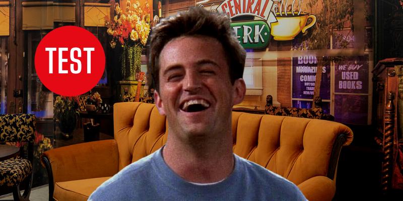 Test : Quelle réplique de Chandler résume votre vie ?