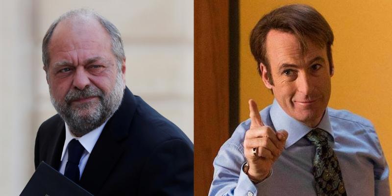 Dupont-Moretti bientôt défendu par Saul Goodman