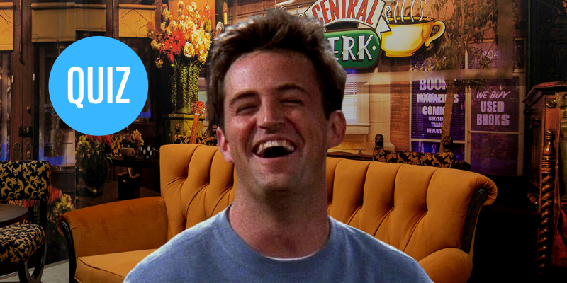 Which Chandler quote sums up your life