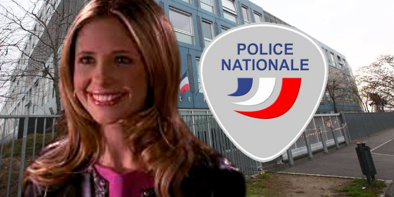 Scoop : Le Buffybot est entré dans la police