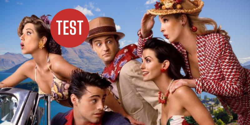 Test : Quel fan de Friends êtes-vous ?