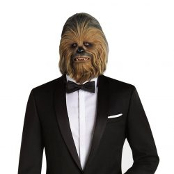 Chewbacca en costard pour le mariage de R2D2 et C-3PO